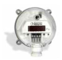 Differenzdruck-Transmitter mit manuellem Nullpunktabgleich DDS-MR984xx