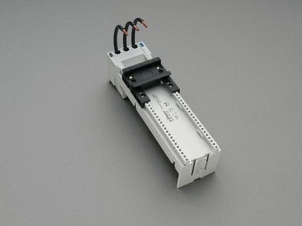 Adapter EEC 63 A, 1 verschiebbare Tragschiene