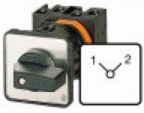 Umschalter, WechselschalterZentraleinbau T0-1-8220/EZ
