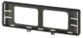 Schildträger schwarz ZFSX-T0