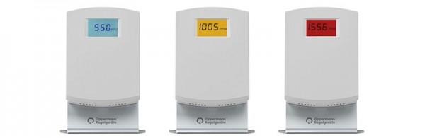 CO2 Ampel + Temp. Sensor