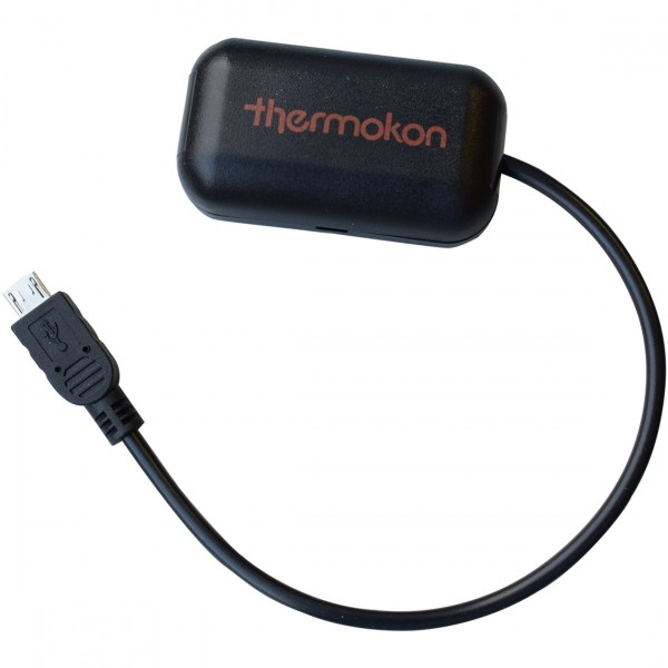 Bluetooth-Dongle mit Micro-USB Kommunikation zwischen USEapp + Produkt