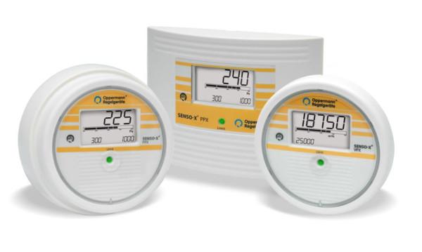 Volumenstrom-Anzeiger-Transmitter-Wächter SENSO-X®