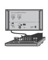 GWAS 0x.6 Gaswarngerät für x Gassensor(en) 230 V AC, 24 V DC Schaltschrankeinbau