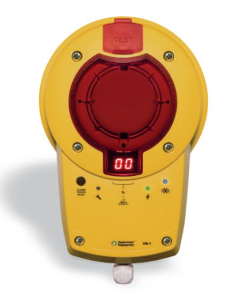 Kanalrauchmelder KRM-X-DZ (DIBt-Ausführung)
