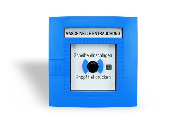 Handfeuermelder 24 V (Leitungsüberwacht)* DKM-2.3-N
