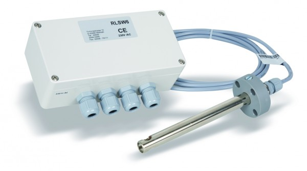 Luftstromwächter Kompaktgerät für Vor-Ort-Montage RLSW 6.1.x